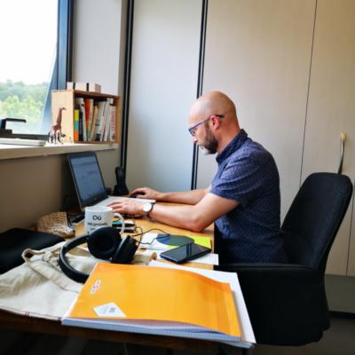 Bureau privatisé coworking
