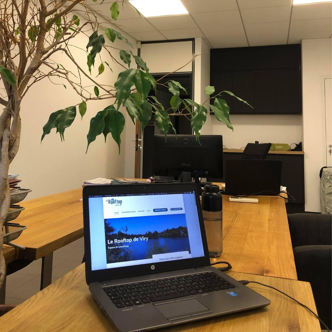 Espace numérique pour les coworkers