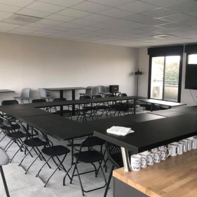 Salle de réunion 70m²
